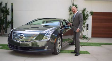 blond guy in the cadillac commercial 2014 cadillac elr ford just absolutely destroyed cadillac s ad praising rich
