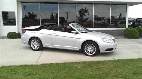 Chrysler Crossfire Hardtop Convertible by 2011 Chrysler 200 Limited Convertible Top