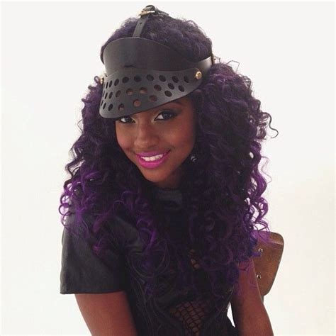 purple hair black women purple hair on black women done tastefully page 2 hair