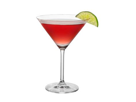 Cosmopolitan Vodka Drink