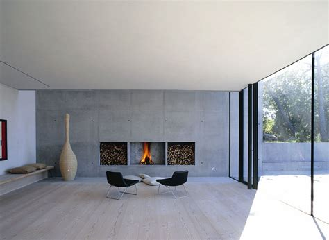 Modern Fireplace Design by Modern Fireplace Design Interior Design Ideas