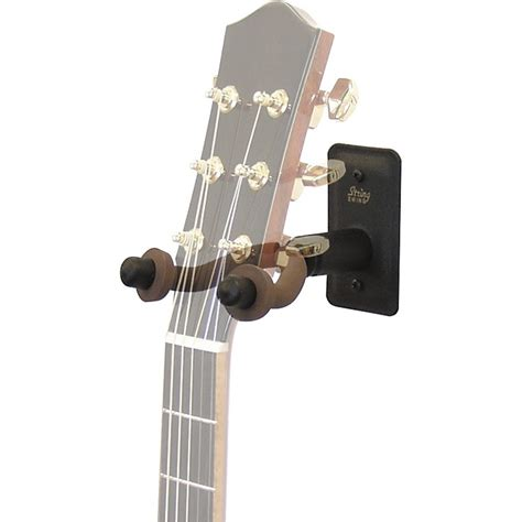 string swing electric guitar wall hanger string swing metal guitar wall hanger w wall bumper