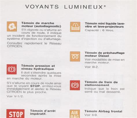 Voyant Robinet Voiture by Symbole De Tableau De Bord De Voiture Voitures