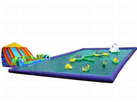 australia giant aqua inflatable water park for sale