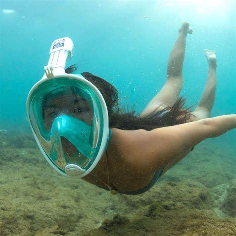Snorkel Mask Snorkling Mask Scuba Mask Snorkling Mask h20 snorkeling mask gadgetry