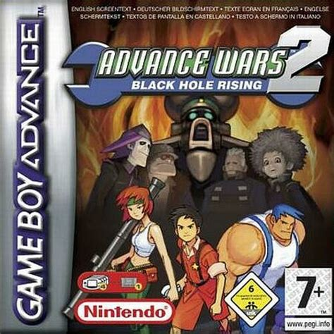 emuparadise advance wars advance wars 2 black hole rising e surplus rom