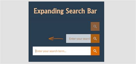 html tutorial search box free css3 html5 jquery search forms scripts ewebdesign