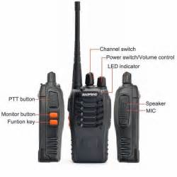 Walkie Talkie Walky Talky Handy Talkie Ht Baofeng Bf 888s 2x baofeng bf 888s uhf 400 470mhz 5w handheld two way ham radio ht walkie talkie ebay