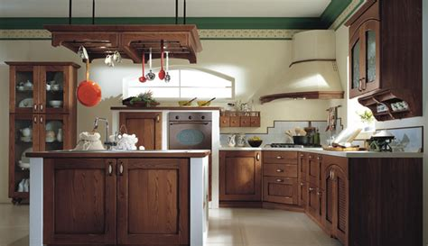 Classic Kitchen Designs | 18 classic kitchen designs from ala cucine digsdigs