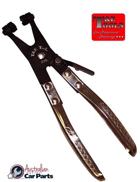 e tools hose cl pliers t e tools 970 new t e tools