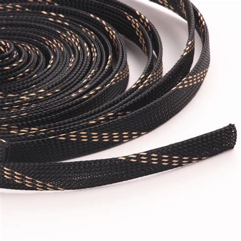 wire sleeve buy wholesale braided cable sleeving from china