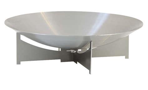 feuerschale edelstahl 80 cm edelstahl feuerschale 0402 ricon 216 70 cm kaufen