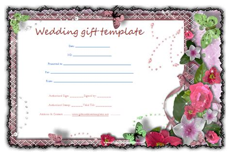 gftlz gift certificate template 100 birthday gift certificate template word gift