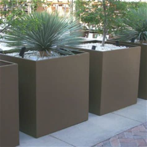Gfrc Planters by Streetscapes