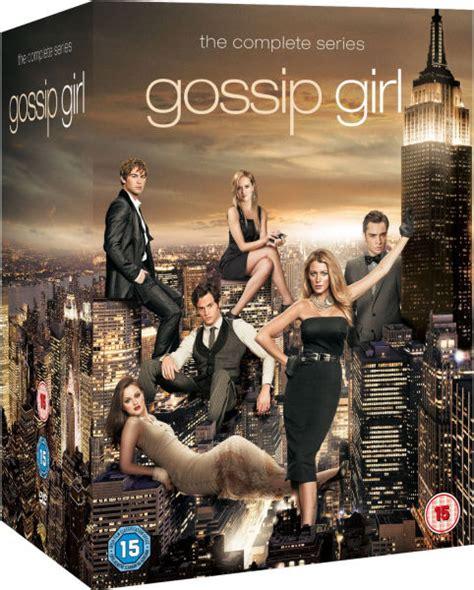 Home Decor Flash Sale by Gossip Seasons 1 6 Dvd Zavvi Com