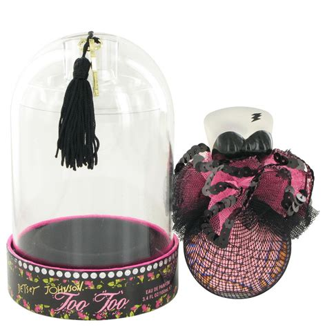 Betsey Johnson Edp 100ml For Original Parfum betsey johnson perfume eau de parfum 3 4 oz edp for nib ebay