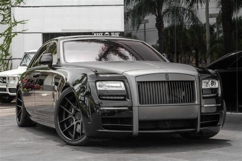 mansory cars for sale 2010 rolls royce ghost with a mansory kit rare cars for