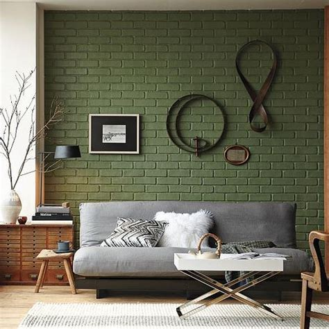 living room with grey walls and green accessories home 30 green and grey living room d 233 cor ideas digsdigs