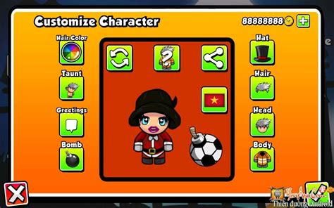 hd mod game online bomber friends hd mod tiền game đặt boom online cho android