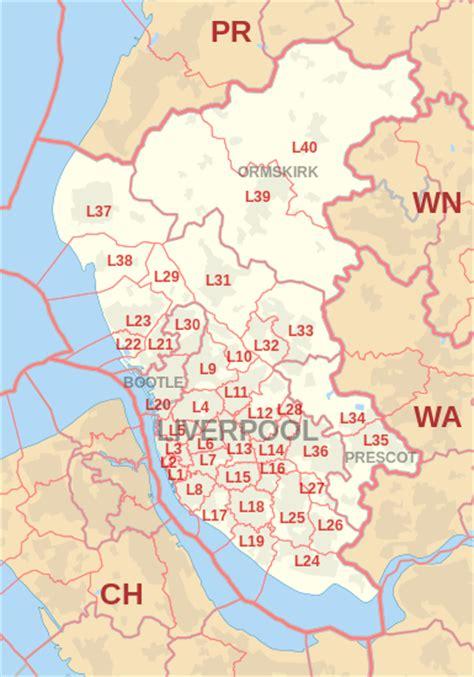 l postcode area