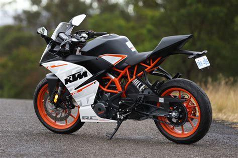 Ktm 390 R Review 2015 Ktm Rc 390 Bikeonline Au