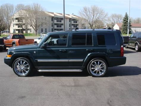 Jeep Commander Safety Jeep Commander Safety Ratings Release Date Price And Specs