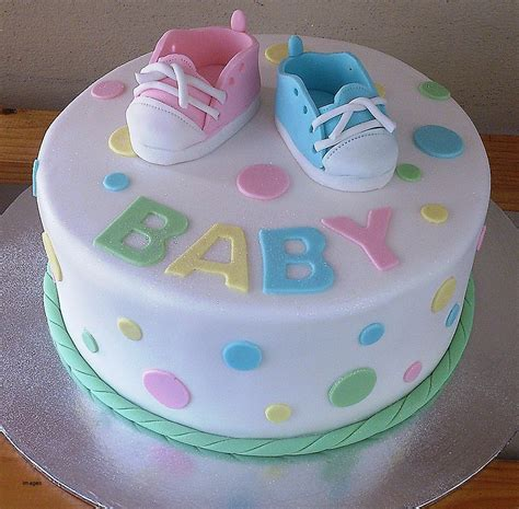 Single Layer Baby Shower Cakes by Baby Shower Cakes One Layer Baby Shower Cakes