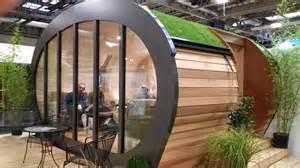 Energy Pods Luxury Eco Garden Rooms