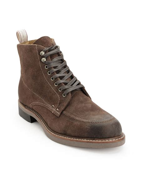 rag bone mens boots rag bone rowan boot brown in brown for lyst