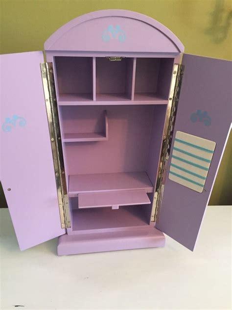 american doll desk american doll computer desk armoire with ribbon board