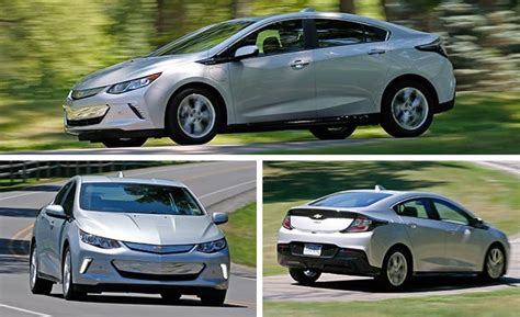 2017 Chevrolet Volt Premier by 2017 Chevrolet Volt Premier Test Review Car And Driver