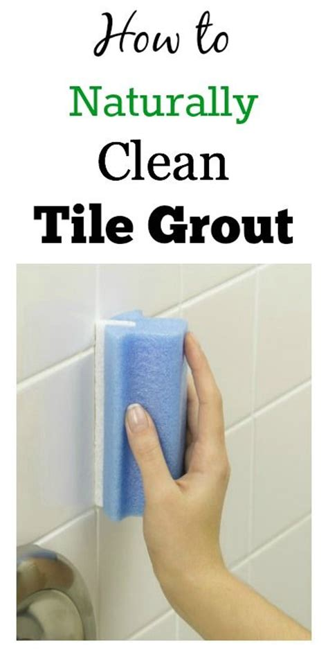 how to clean white grout on bathroom floor 17 best images about housekeeping tips on pinterest