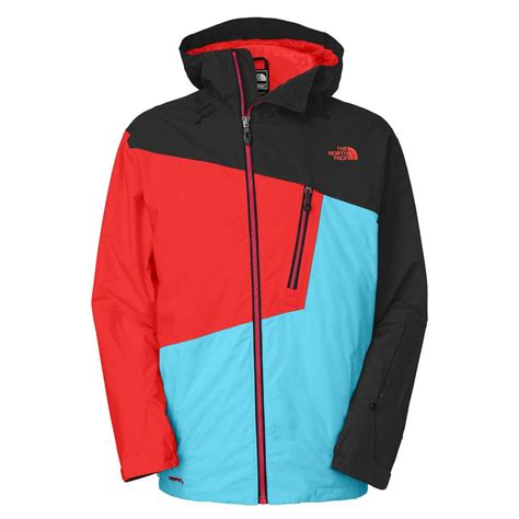 the insulated ski jacket s