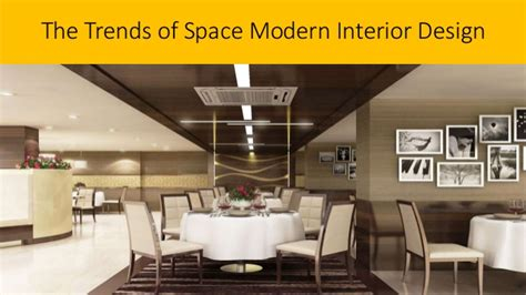 elements of interior design slideshare the trends of space modern interior design