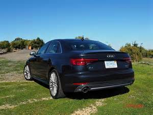 Audi A4 Fast 2017 Audi A4 Quattro The Epitome Of 21st Century Luxury