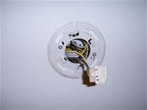smoke detector wired into house can i replace a smoke detector wired into my house