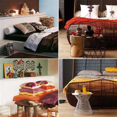 south african home decor 16 bedroom decorating ideas with exotic african flavor