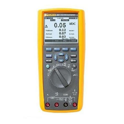 Multimeter Fluke 289 Fluke 289 True Rms Industrial Logging Multimeter Tools