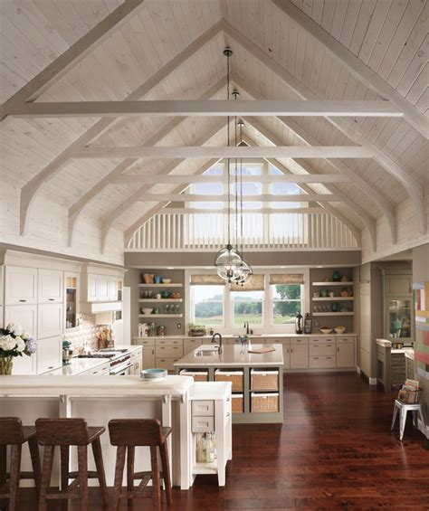 Lights For Vaulted Ceilings Kitchen Raise The Roof Err Ceiling Younganddomestic