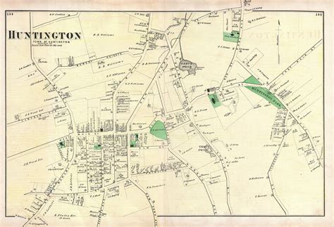 Town Of Huntington Property Records B Weeks 1807 1887 Wikitree Free Family Tree