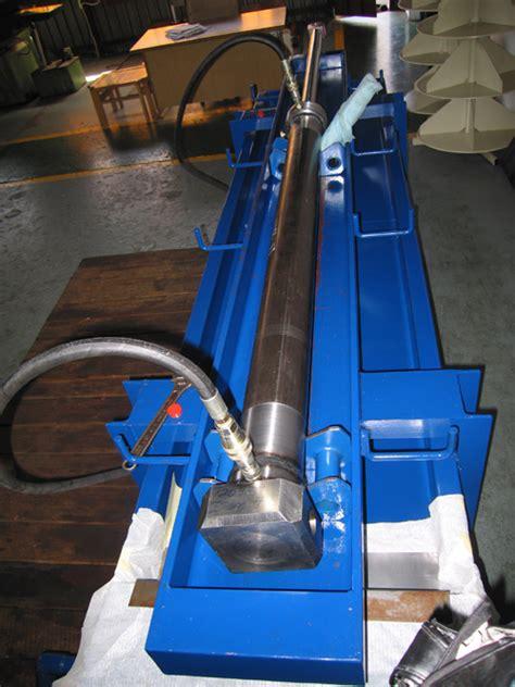 hydraulic cylinder test bench rekgonne hydraulics