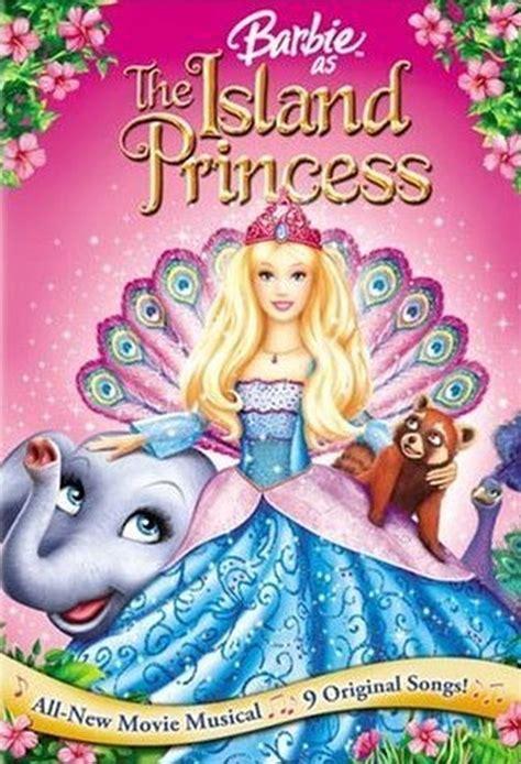film von barbie barbie als prinzessin der tierinsel dvd oder blu ray film