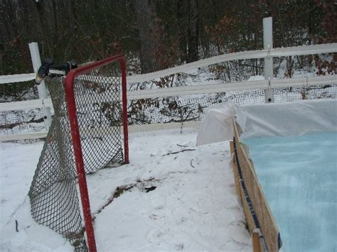 build a backyard hockey rink how to build a 24 x40 backyard rink for under 250