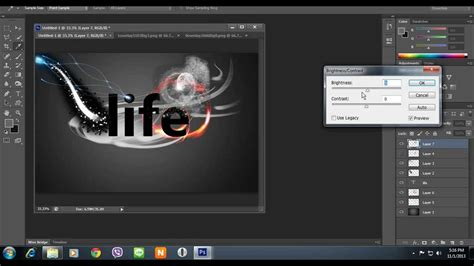 tutorial design photoshop pdf photoshop tutorials create desktop wallpapers using