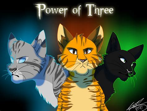 Power Of Three power of three by wolfjesyo on deviantart
