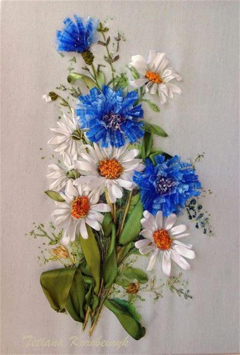 fiori di nastro pi 249 di 25 fantastiche idee su fiori di nastro su
