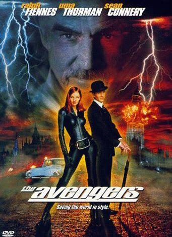 The Avengers 1998 Film The Avengers 1998 Tatlı Sert Filim Adamı