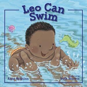 swim wombat swim books leo can swim by mcquinn a book review here wee read