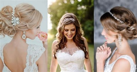 Wedding Hairstyles With Headbands by Stunning Wedding Hairstyles With Headbands