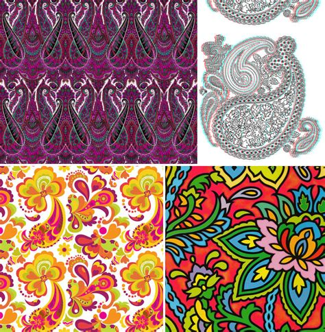 paisley pattern history the history of surface design paisleys pattern observer